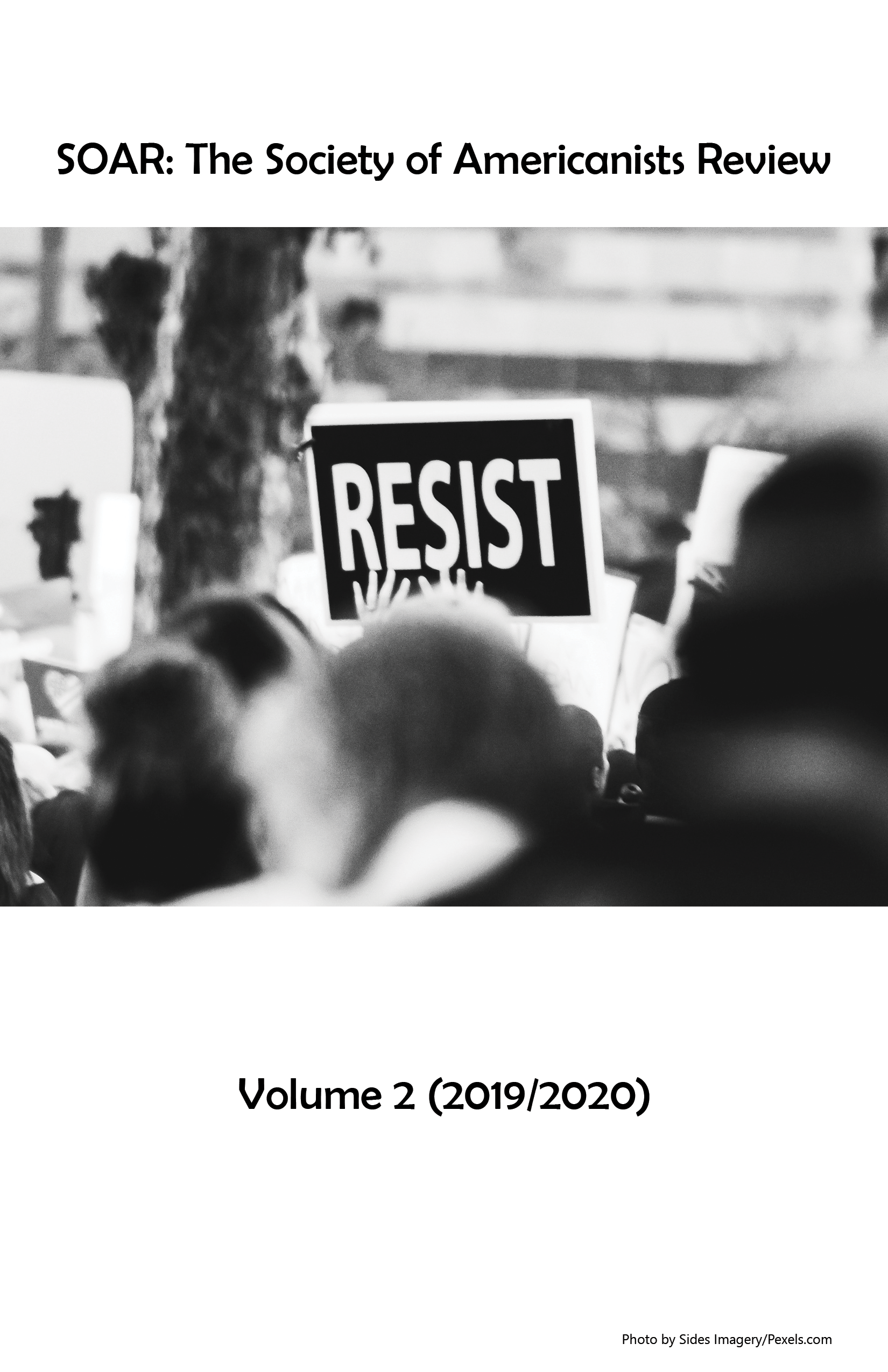 View Vol 2 (2019-2020): The Resistance