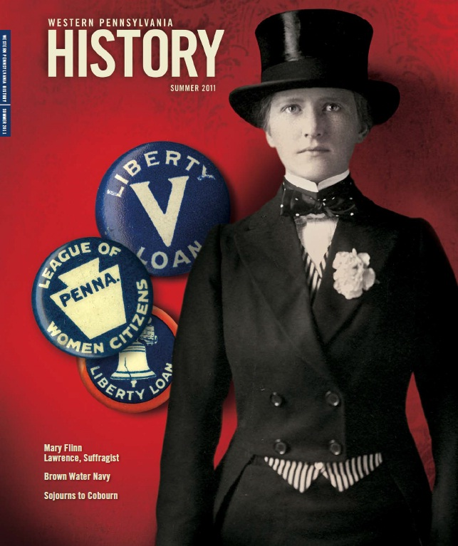 Western Pennsylvania History Summer 2011 Cover