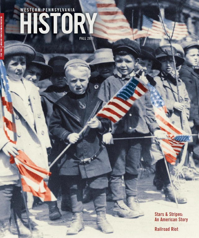 Western Pennsylvania History Fall 2011 Cover